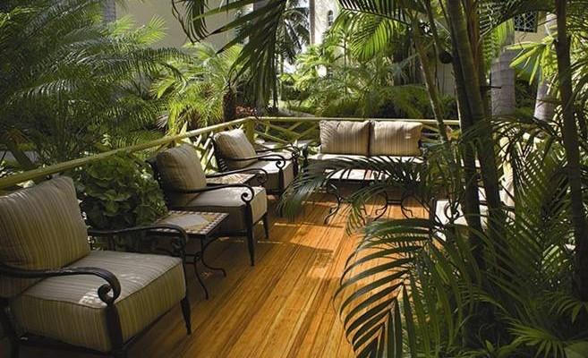 deck de bamboo bamb ecol gico para exterior materia. Black Bedroom Furniture Sets. Home Design Ideas
