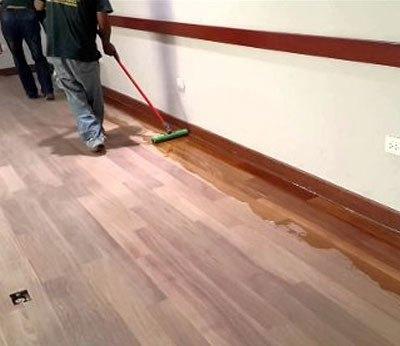 Mantenimiento y restauración de pisos y muebles de madera…