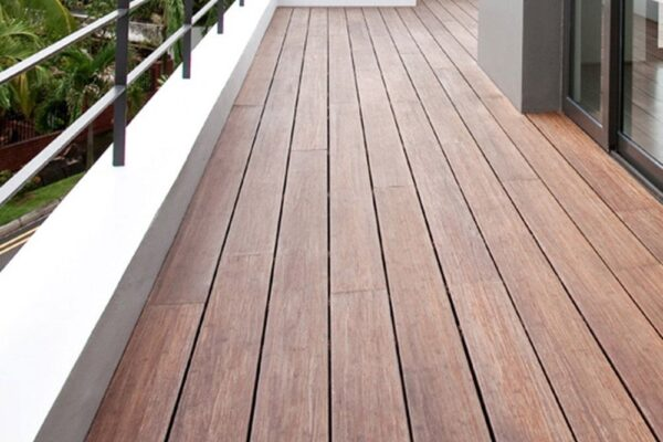 Deck de Bamboo