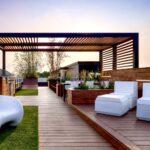 Roof Garden Pérgola